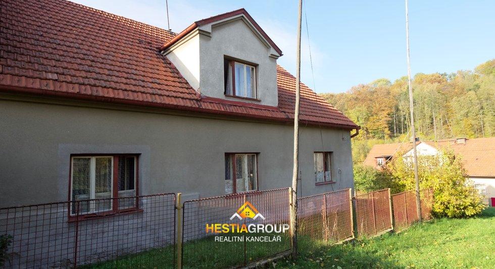Prodej rodinného domu Řetůvka
