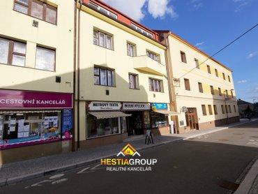 Prodej bytového domu s komerčními prostory, 356 m2, Ústí nad Orlicí, ul. T.G. Masaryka