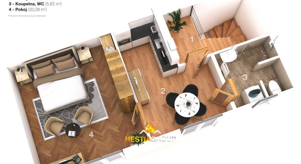 byt dům na prodej Žamberk