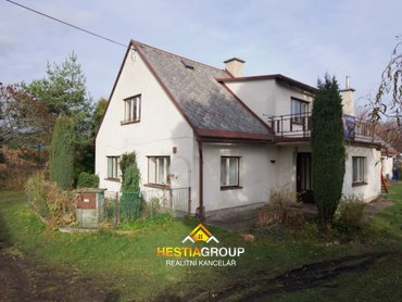 Prodej rodinného domu 4+2, 1 266 m2, Červená Voda, okr. Ústí nad Orlicí