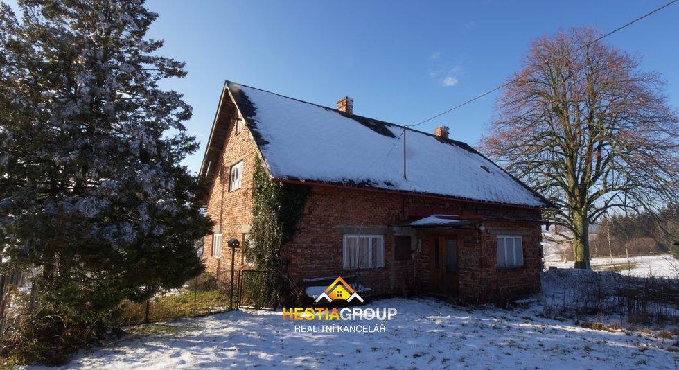 Prodej rodinného domu Lanškroun
