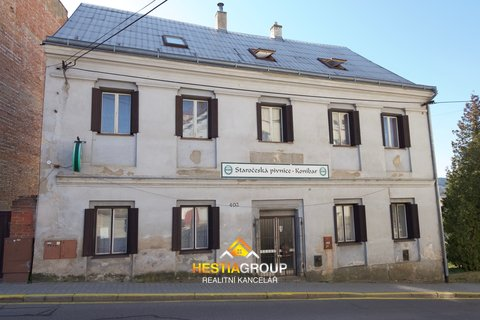 Rodinné domy, 335m², Mistra Jaroslava Kociana, Ústí nad Orlicí