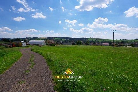 Pozemky pro bydlení, 3531m², Letohrad - Orlice