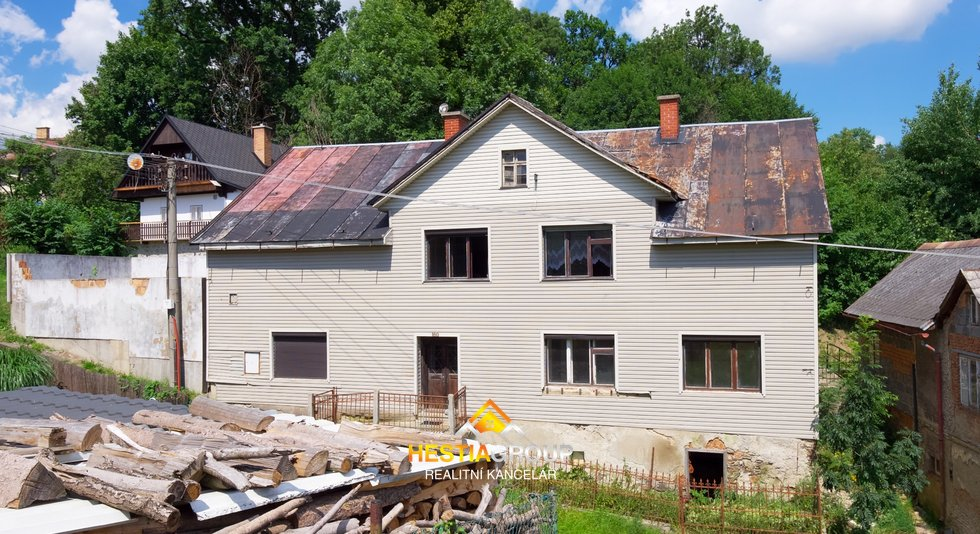rodinný dům na prodej Cotkytle