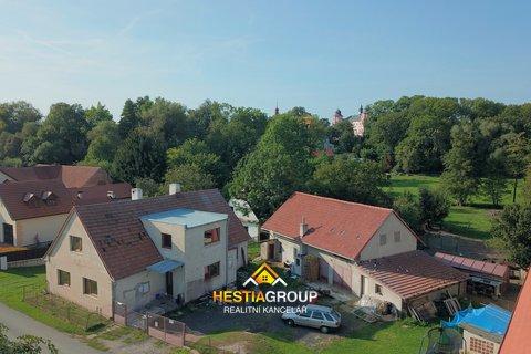 Rodinné domy, 143m², Zámrsk