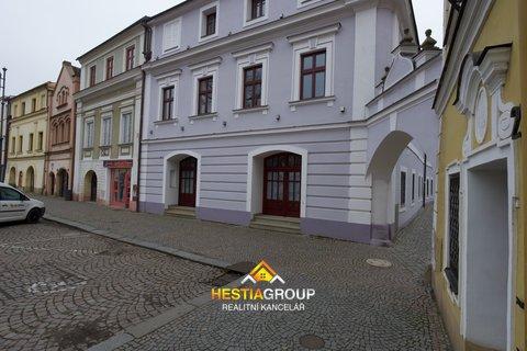 Obchodní prostory, 150m², Smetanovo náměstí, Litomyšl - Litomyšl-Město