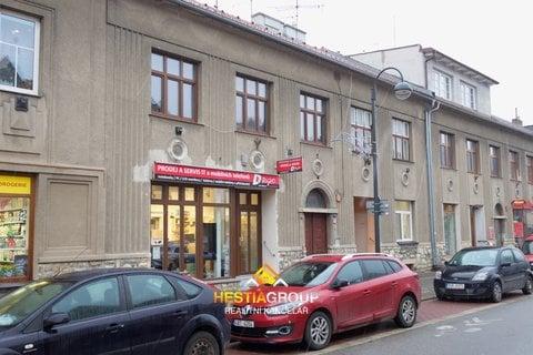 Byty 1+kk, 36m², T. G. Masaryka, Choceň