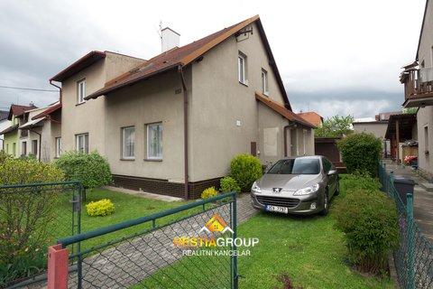 Rodinné domy, 98m², Jiráskova, Dobruška