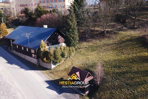 Rodinné domy, 339m², Jamné nad Orlicí