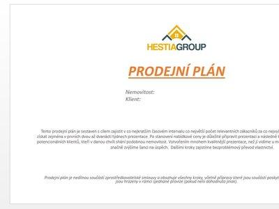 Prodejní plán - garance poskytnutých služeb