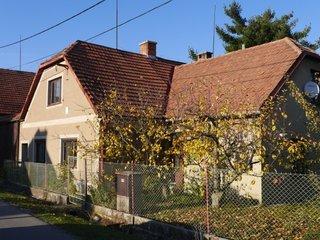 Prodej, rodinný dům 4+1, 1900 m2, Horky. Okr. Ústí nad Orlicí