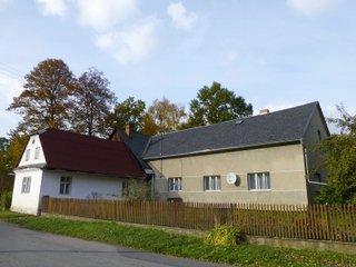 Prodej, rodinný dům 4+1, 2966 m2, Rychnov na Moravě