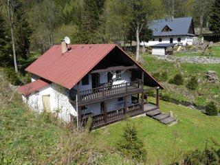 Prodej, chalupa 5+1, 2893 m2, Deštné v Orlických horách