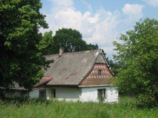 Prodej, chalupa 2+1, 3617 m2, Králíky - Dolní Boříkovice