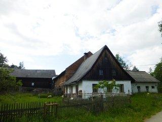 Prodej, zemědělská usedlost 2+1, 1467 m2, Králíky - Horní Lipka