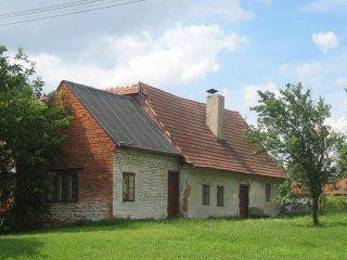 Prodej rodinného domu před rekonstrukcí ve Starém městě u Moravské Třebové