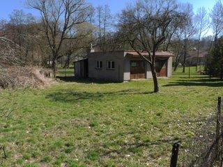 Prodej, pozemek s garáží, 590 m2, Černovír