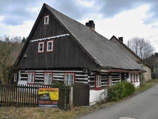 Prodej chalupy, 88m² - Mladkov, okr. Ústí nad Orlicí