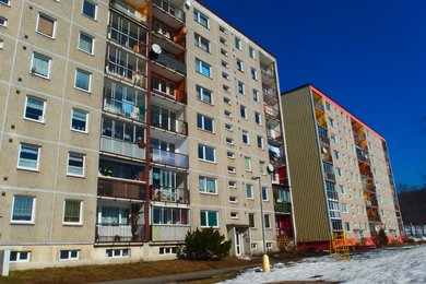 REZERVACE Pěkný  dr. byt 3+1/L přímo u Jablonecké přehrady, ul.Josefa Hory, Ev.č.: 00345