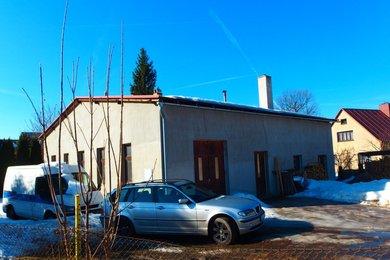 REZERVACE Výrobní hala pro drobné podnikání 180m2 - Rýnovice, Ev.č.: 00346