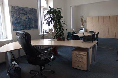 Pěkná a kompletně vybavená kancelář v centru 50m2, Ev.č.: 00348