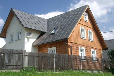 REZERVACE Velmi pěkný rodinný dům 5+1 na krásném a klidném místě, Ev.č.: 00354
