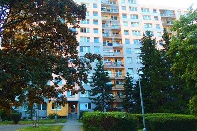 REZERVACE Byt  3+kk/L, 65m² ul. Hněvkovského Praha  Chodov, Ev.č.: 00375
