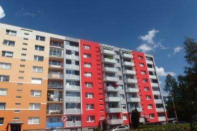 Pěkný byt 2+1/L,65m² - ul.B.Němcové - Mšeno nad Nisou, Ev.č.: 00376