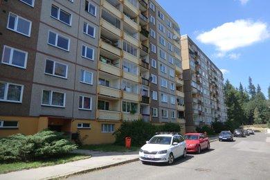 Pěkný byt v OV 2+1/L - Na Úbočí, JBC, Ev.č.: 00383