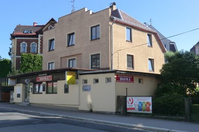 Zavedená restaurace + malý domek - Žižkův Vrch, JBC, Ev.č.: 00386