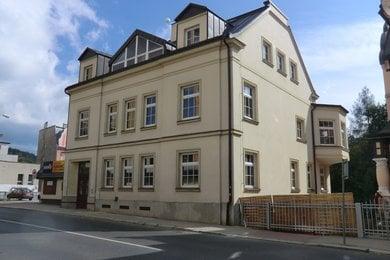 Reprezentativní kanceláře ve vile po rekonstrukci - JBC, ul.Budovatelů, Ev.č.: 00390