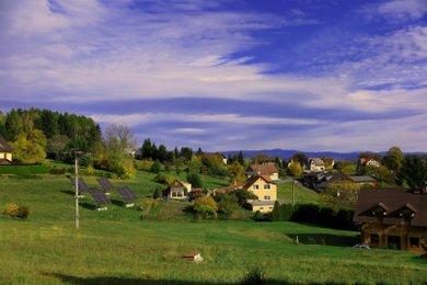 Velmi pěkný stavební pozemek s přímým výhledem na Krkonoše, Ev.č.: 00408