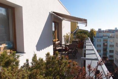 Prostorný byt OV 3+1 s velkou terasou - Družnosti, Praha 4, Ev.č.: 00435