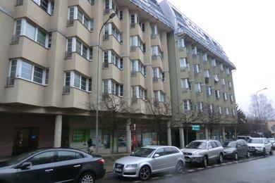 Prostorný byt 1+kk (33 m2) - ul.Jeronýmova, LBC, Ev.č.: 00437