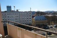 Pohled z balkonu 1a