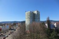 Pohled z balkonu 1b