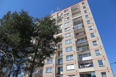 REZERVACE Pěkný byt 2+kk/L - 43 m2, Ev.č.: 00446