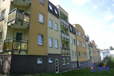 Byt 1+1+lodžie (34 m2) - Proseč nad Nisou, Ev.č.: 00452