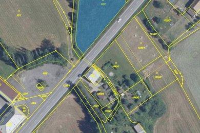 Stavební pozemek v obci Dětřichov u Frýdlantu - 2.515 m2, Ev.č.: 00459