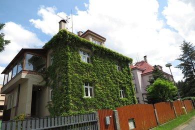 Pohled na dům 1