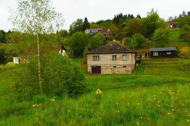 REZERVACE Rodinný dům na pěkném místě - Malá Skála - Mukařov, Ev.č.: 00462