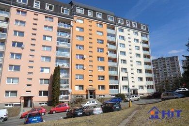 Atypický byt 2+kk - B.Němcové, JBC, Ev.č.: 00473