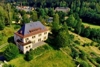 Vilový bytový dům na krásném místě v přírodě, Ev.č.: 00482