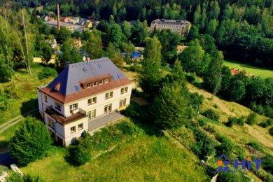 REZERVACE Vilový bytový dům na krásném místě v přírodě, Ev.č.: 00482