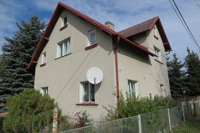 REZERVACE Rodinný dům na velmi pěkném místě Hrádek nad Nisou, Ev.č.: 00486