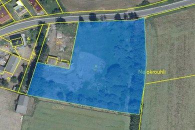 Exkluzivní pozemek Čálovice - Sobotka, Ev.č.: 00492