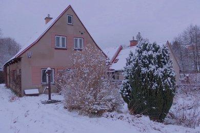 Pohled na dům 1a