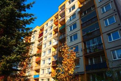 REZERVACE Velmi pěkný byt 2+kk/L s krásným výhledem na Petřín ul. Jitřní, Ev.č.: 00507