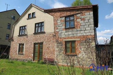 Rodinný dům na slunném a klidném místě ul.Topolová Rychnov nad Nisou, Ev.č.: 00536