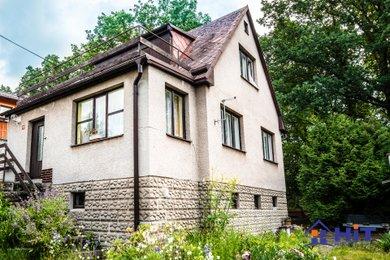 Dva domky na jednom pozemku - Chrastava, Richtrův vrch, Ev.č.: 00539